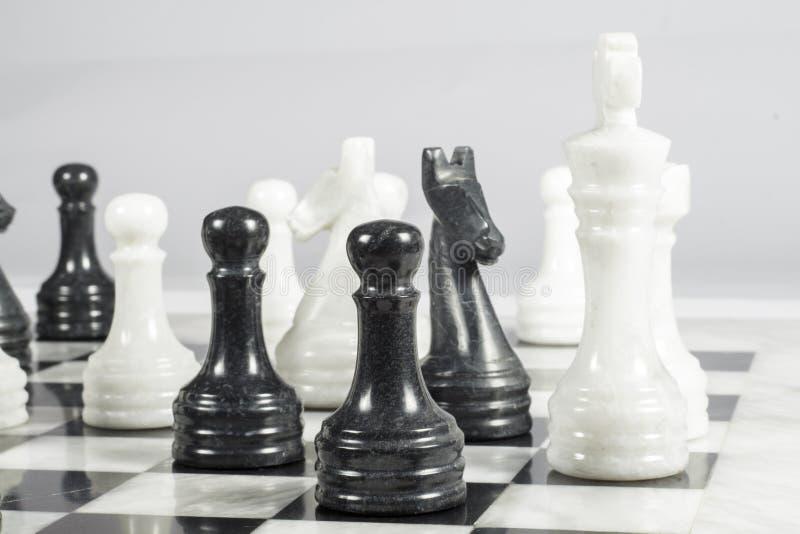 Black Queen Makes Suicide Check Queen S Gambit Marble