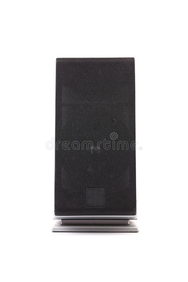 Download Black Pc Speaker. Stock Photography - Image: 33551562