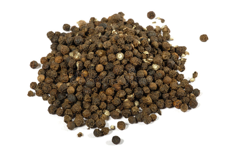 Download Black Pepper Stock Image - Image: 10900781