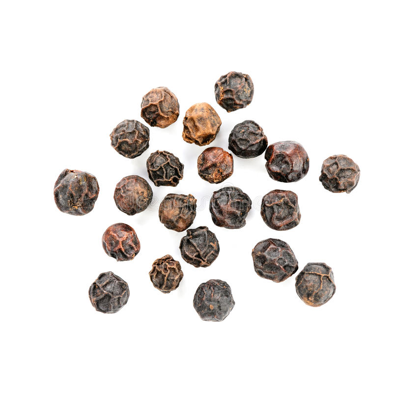 Free Black Pepper Stock Photography - 29030762