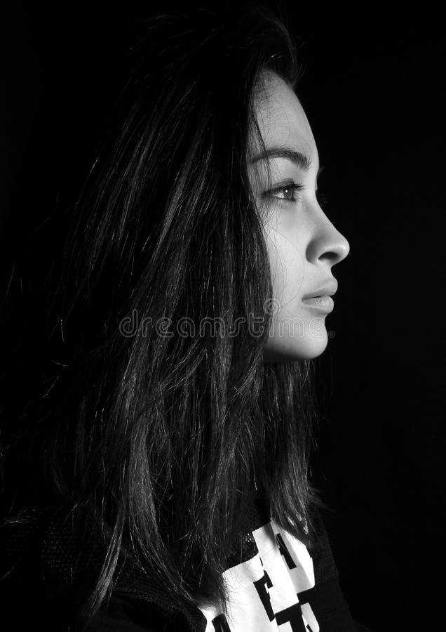 Black, Photograph, Black And White, Beauty royalty free stock images