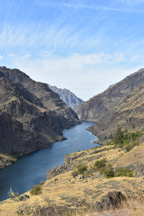 Free Black Point View In Hells Canyon Stock Photos - 157533973