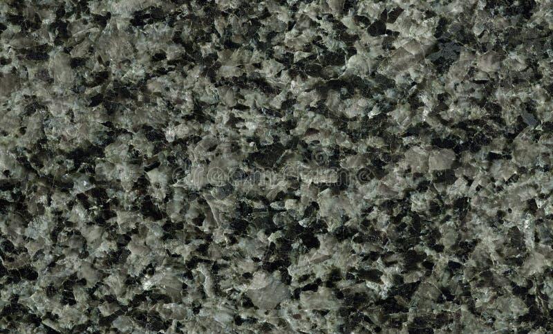 Black Polished Granite Royalty Free Stock Photo
