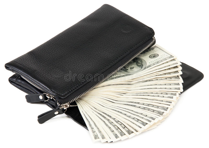 Download Purse stock photo. Image of color, black, business, paper - 29879416