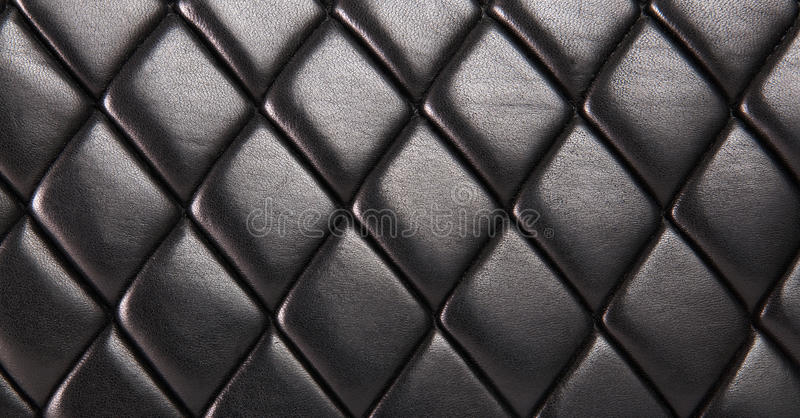Black Quilted Leather Background Stock Photo - Image of background ... : black quilted leather - Adamdwight.com