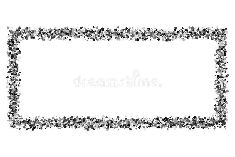 Download Black ramen vektor illustrationer. Illustration av dekorativt - 106834345