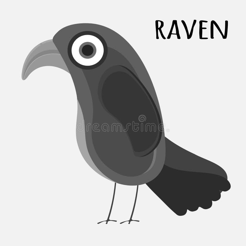 Free Black Raven Royalty Free Stock Image - 69801506