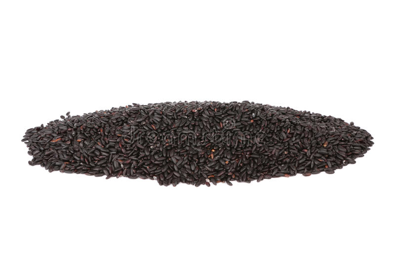 Download Black rice stock photo. Image of food, white, diet, nutrition - 29115614