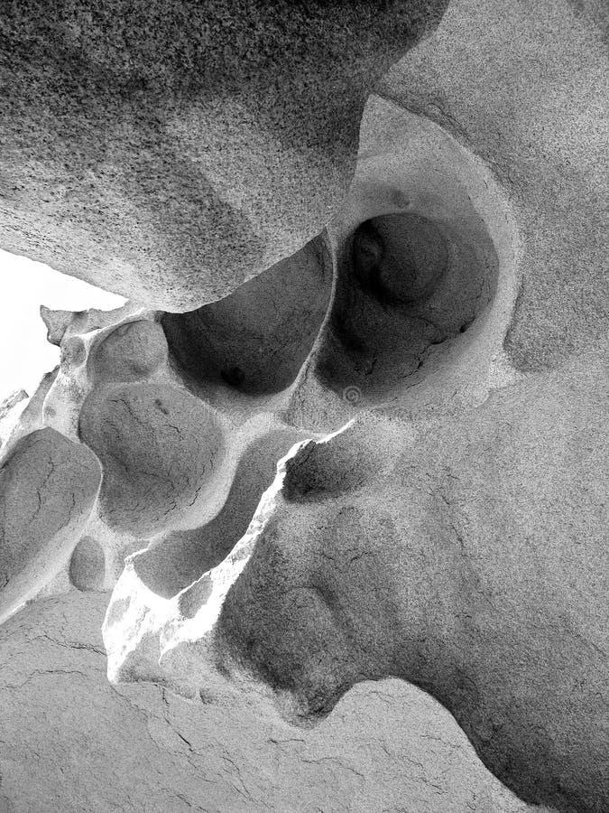black rock white zdjęcia stock