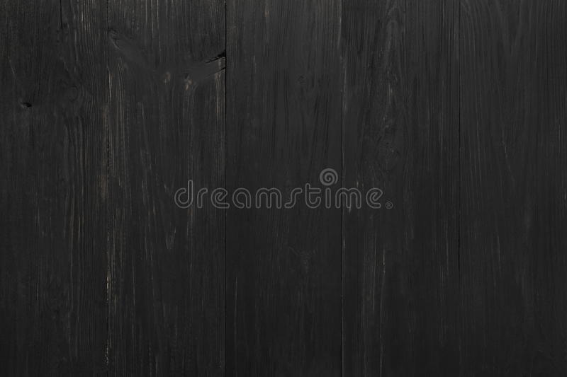 Download Black Rustic Wood Texture And Background Stock Image