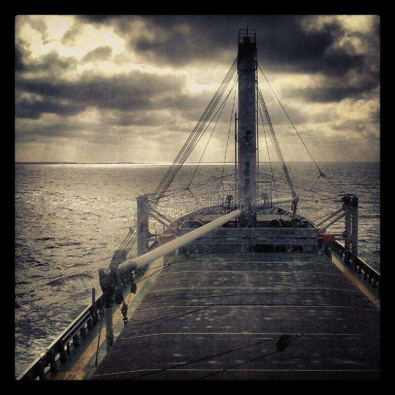 Black Sails royalty free stock images