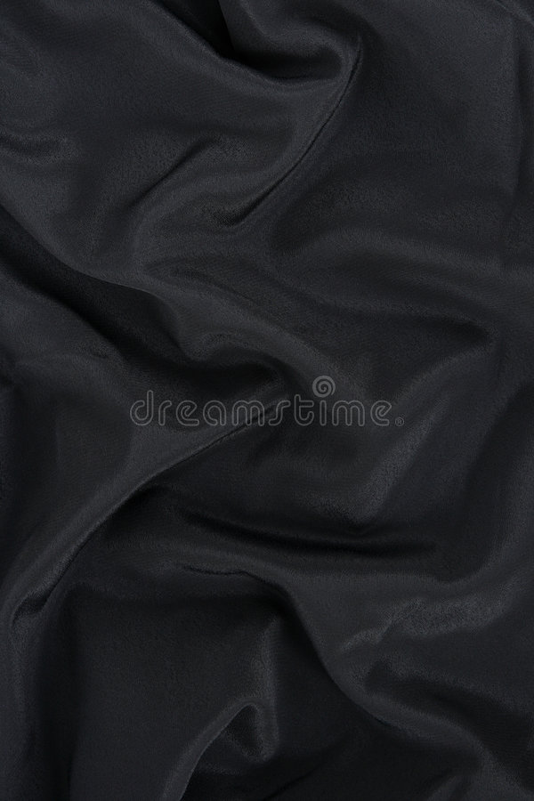 Black satin background royalty free stock photos