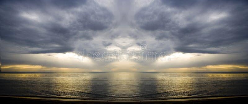 Download Black sea stock image. Image of bass, boat, beach, beautiful - 4929215