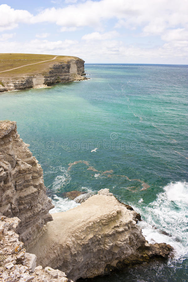 Download Black Sea, Crimea, Tarhankut Stock Image - Image: 23168081