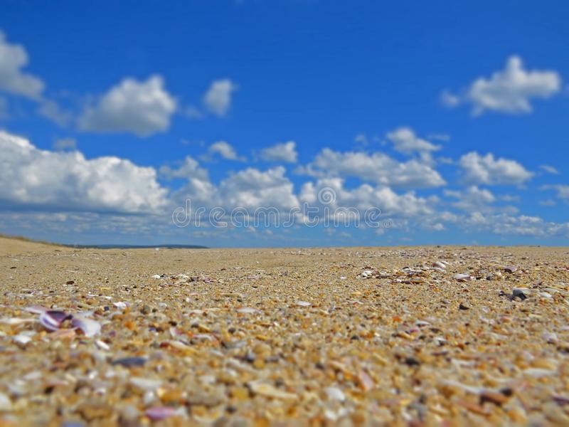 Black sea sands and stormy waves. Summer vacation. Black sea sands and stormy waves. Summer vacation and fun stock images