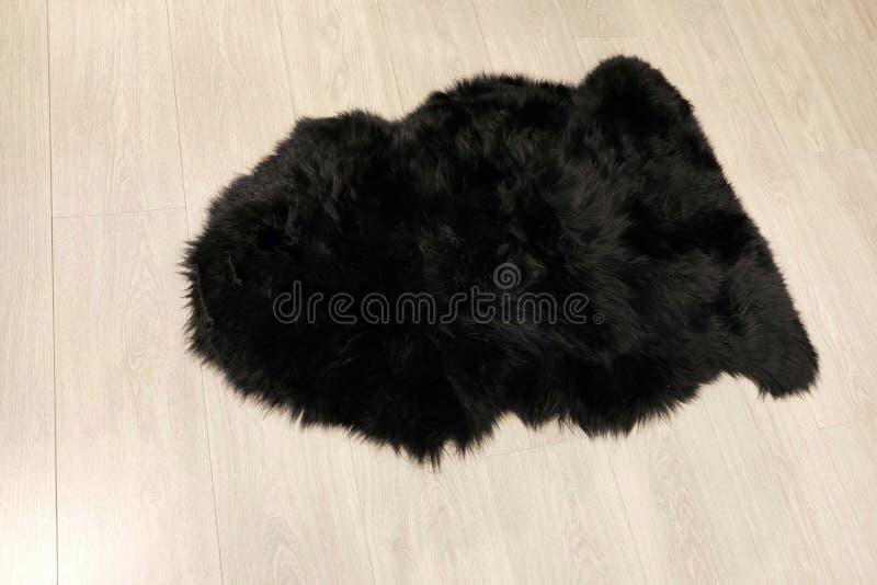 black sheepskin rug. Download Black Sheepskin Rug Stock Image. Image Of Nature, Wool - 111661423 N