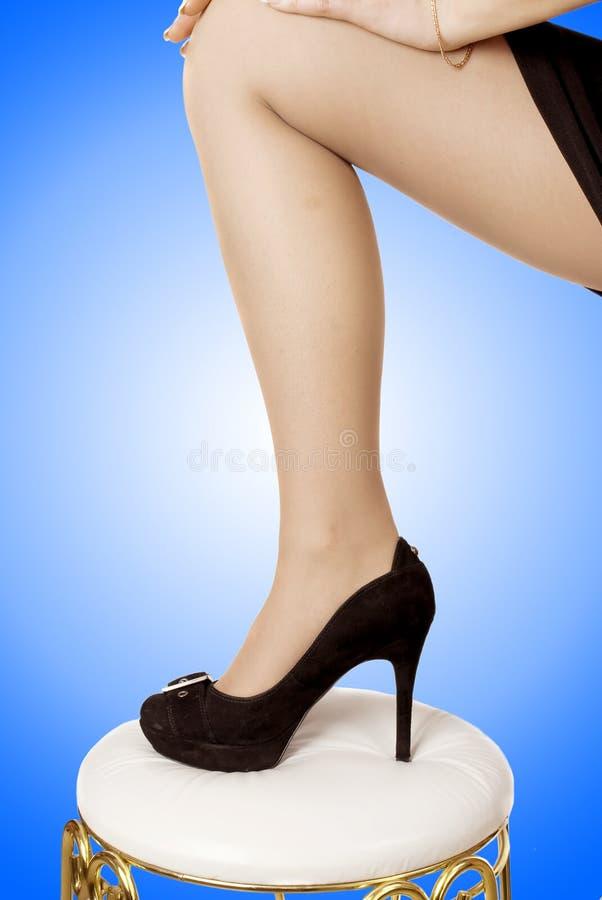 Free Black Shoe Royalty Free Stock Photo - 16244065