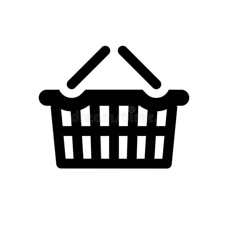 Free Black Shopping Icon Stock Photography - 96213792