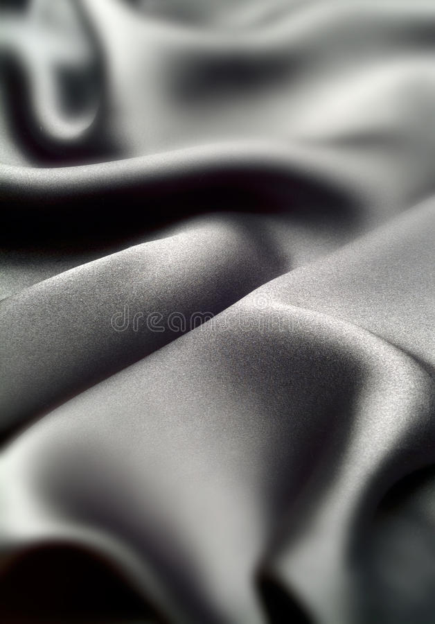 Download Black silk waves stock image. Image of material, tissue - 28664133