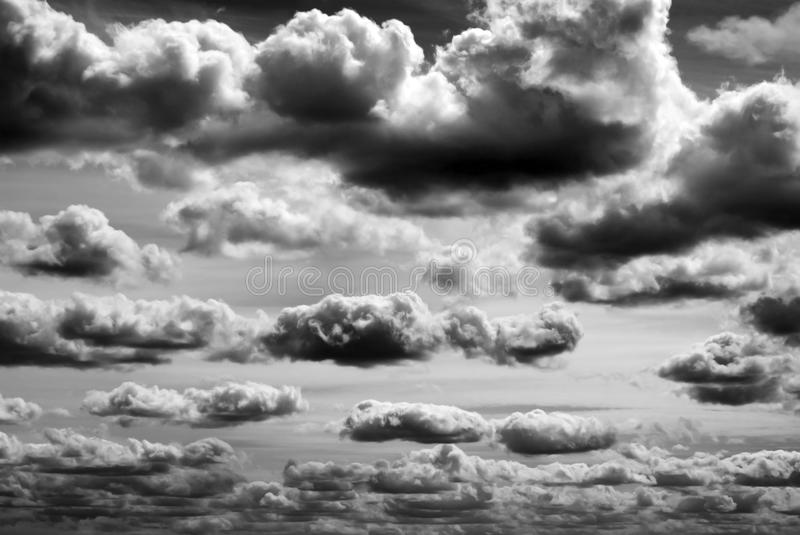 Black sky royalty free stock images
