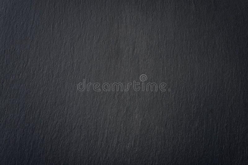 Black slate texture stock photography