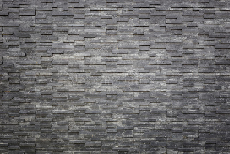 Download Black Slate Wall Texture And Background. Interior Or Exterior De  Stock Photo   Image