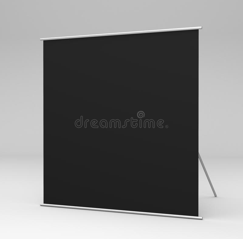 Download Black stand stock photo. Image of table, background, office - 28922114