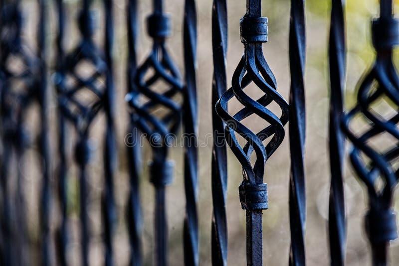 Black Steel Fence During Daytime Free Public Domain Cc0 Image