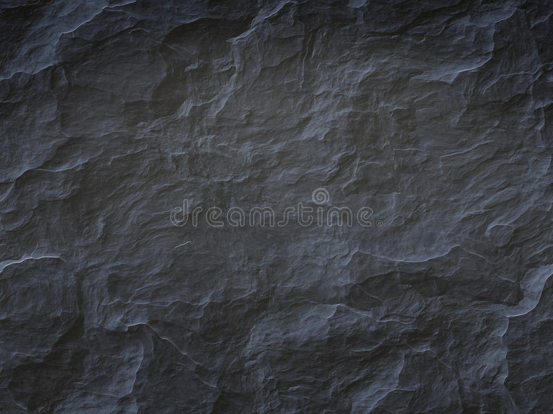 Black stone background. An image of a cool black stone background vector illustration