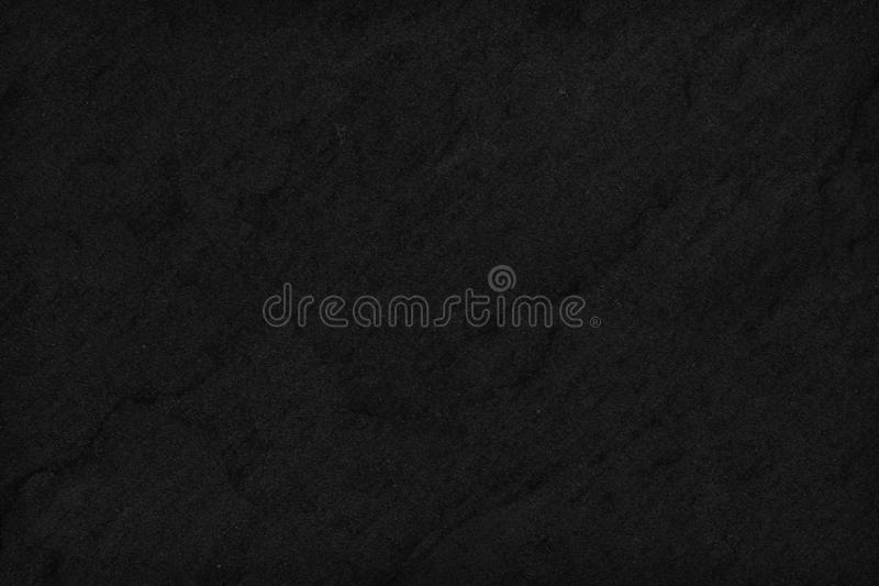 Black stone background texture. Blank for design.  stock photo