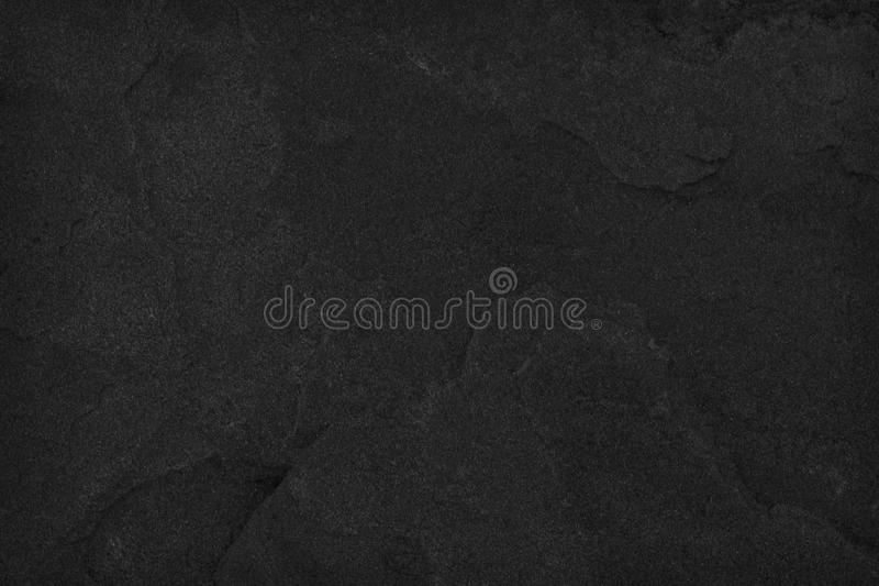 Black stone background texture. Blank for design.  royalty free stock image