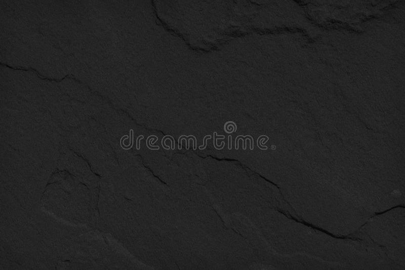 Black stone background texture. Blank for design.  royalty free stock images