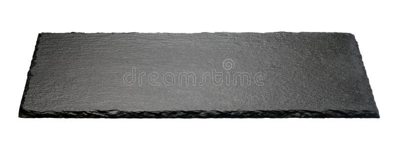 black stone plate stock image image of restaurant rough 119667023