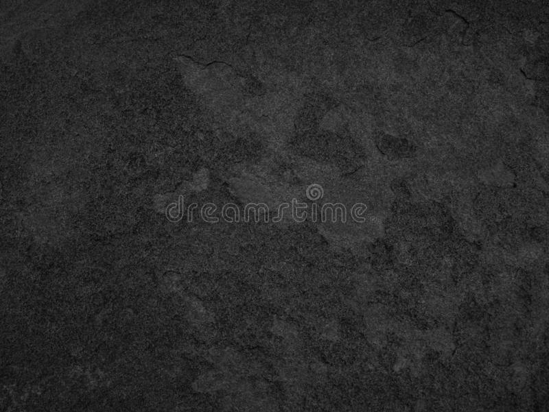 Black stone, slate texture background.  royalty free stock photos