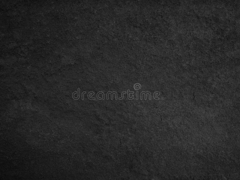 Black stone, slate texture background.  royalty free stock photo