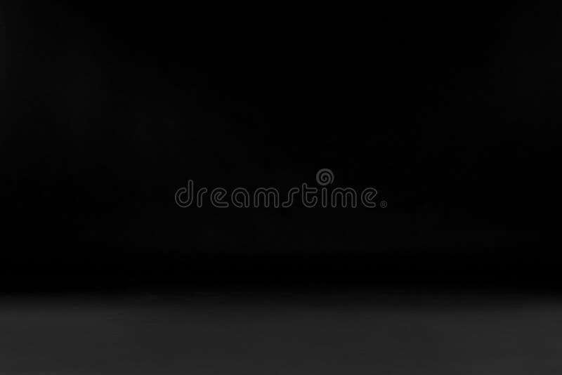 Black studio background stock photo