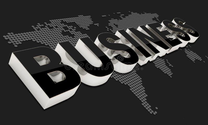 Black Style Business Background vector illustration