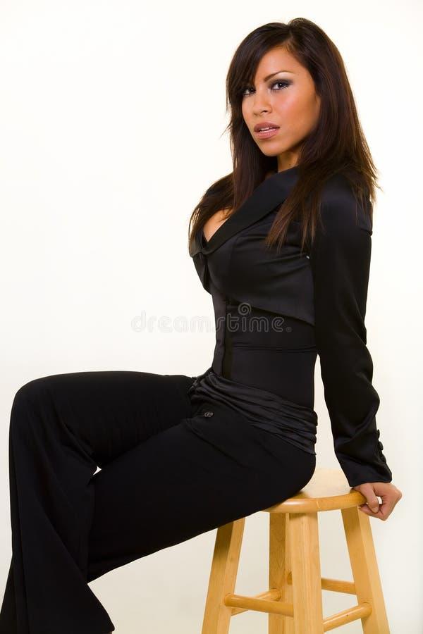 black suit στοκ εικόνα με δικαίωμα ελεύθερης χρήσης