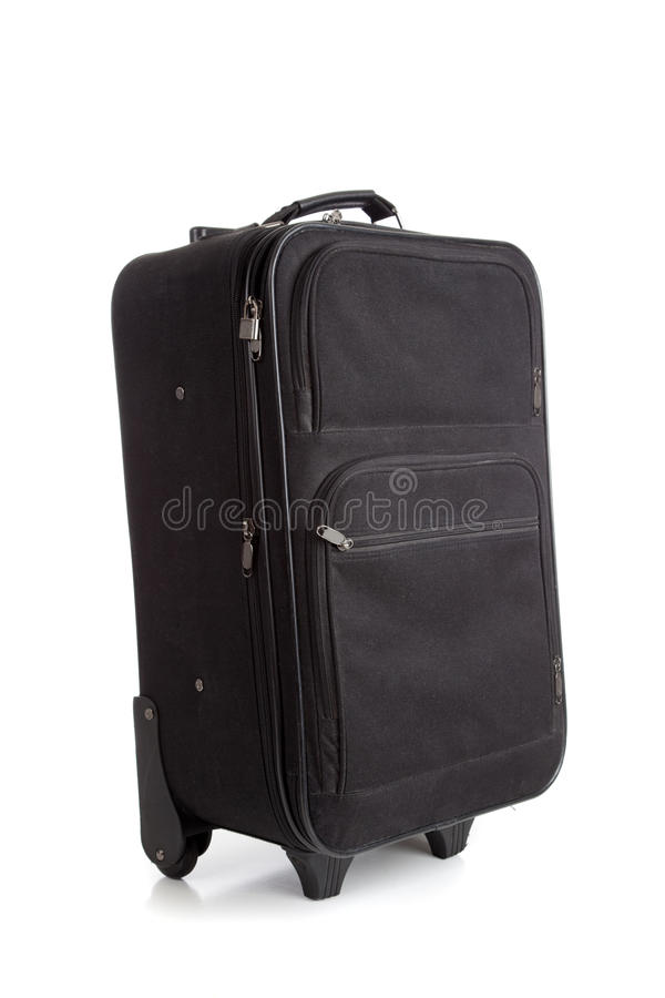 Download Black Suitcase Or Luggage Stock Image - Image: 10914371