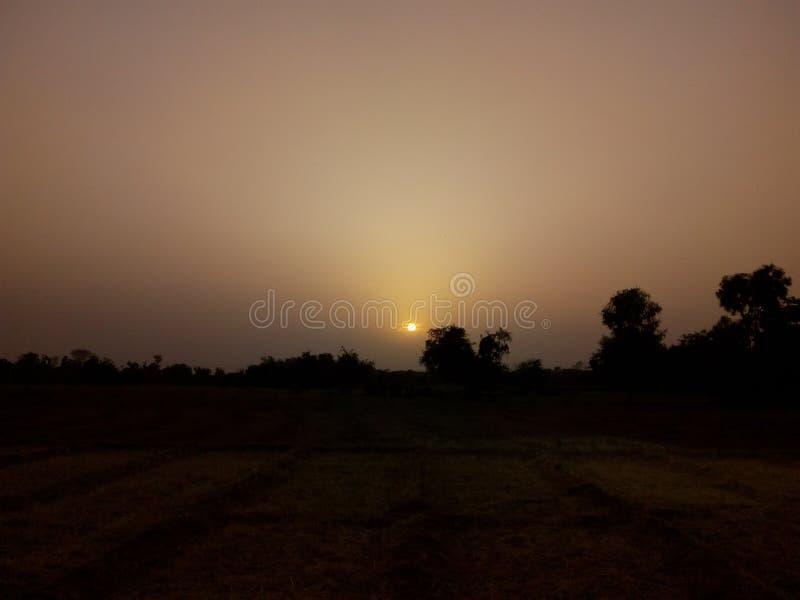 Natural,sunset stock photos