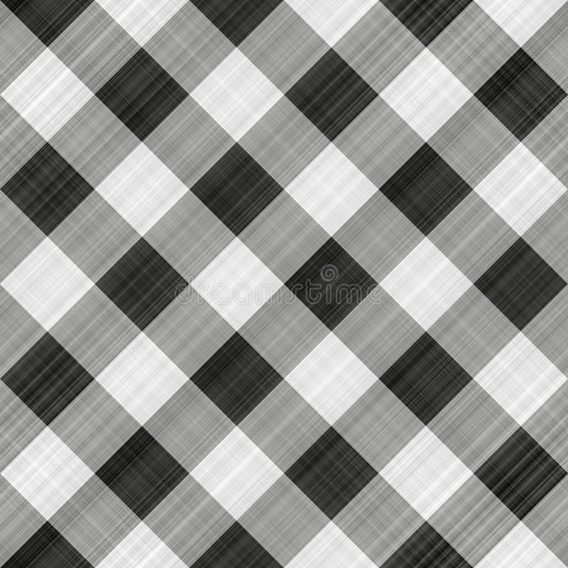Black table cloth vector illustration
