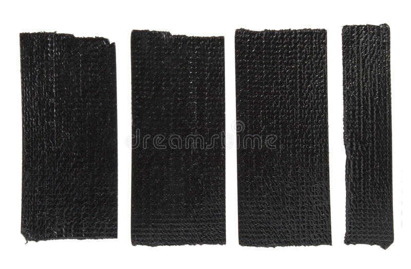 Download Black tape stock photo. Image of object, bandage, industry - 26330118