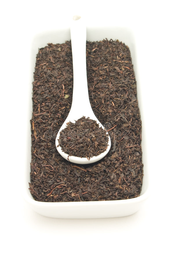 Black tea royalty free stock photo