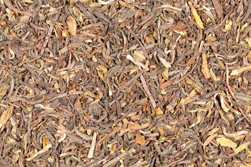 Download Black Tea Texture stock image. Image of herbal, dried - 28946759