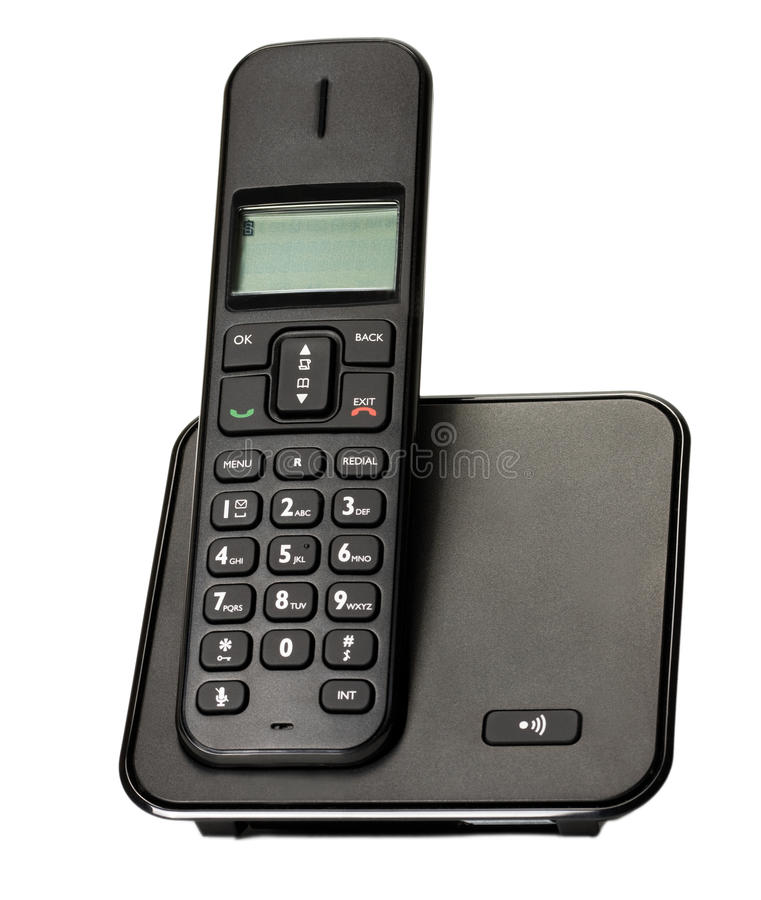 Download Black Telephone Royalty Free Stock Images - Image: 23804509