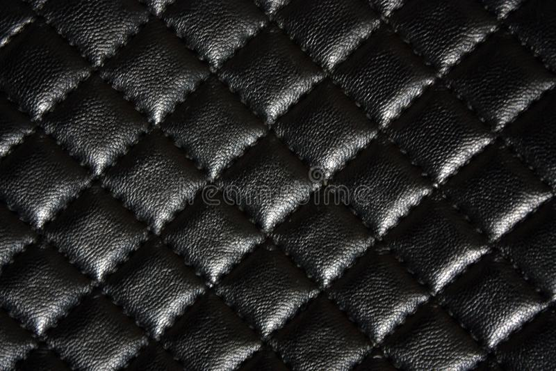 Black texture on the fabric royalty free stock image