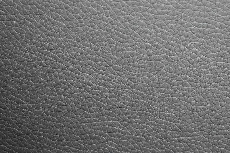 Black texture of leather, can be used as a background royalty free stock photo