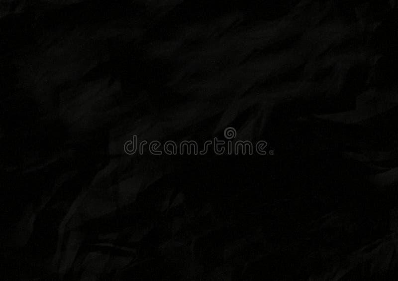 Black textured background wallpaper for design stock photo