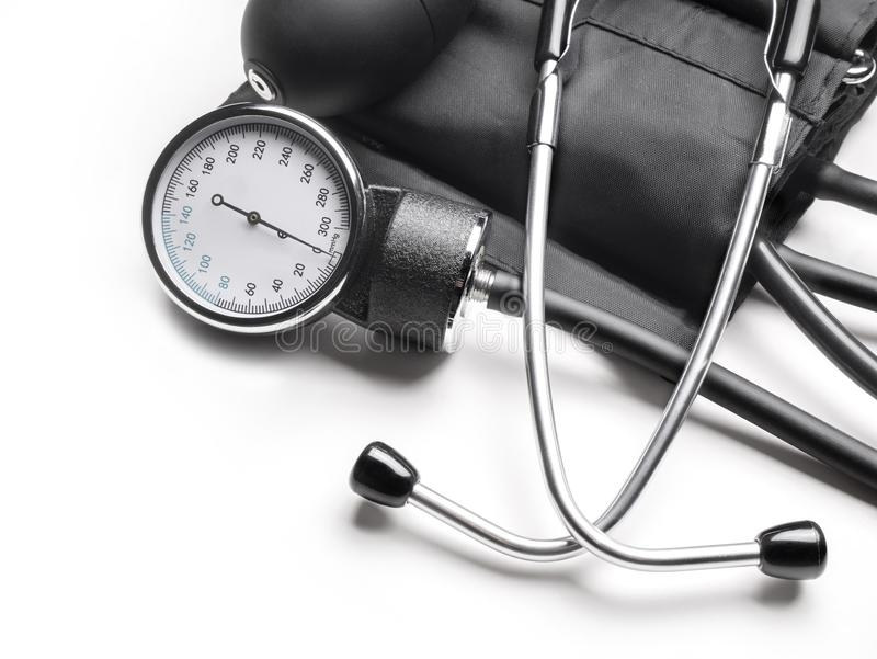 Blood pressure stock images