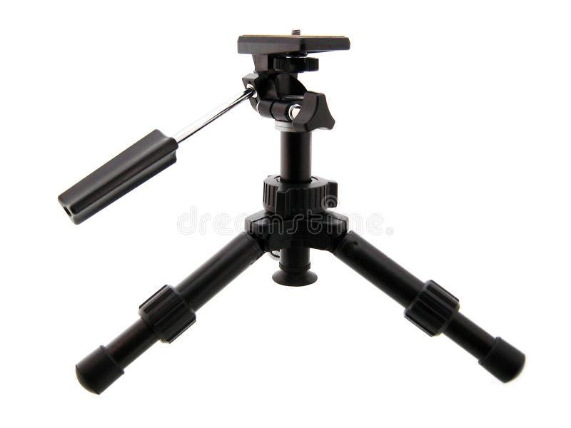 Download Black tripod stock image. Image of close, camera, electronic - 4442965